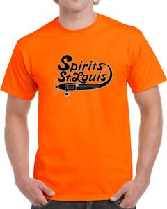 Spirits of St. Louis ABA Basketball Tee Shirt, V-Neck, Tank Top, Long Sleeve
