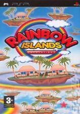 RAINBOW ISLANDS EVOLUTION sur PSP - Bandai Namco Entertainment  -