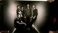 Maroon 5 Bw Band Pop Rock Music 36 X 24 Wall Print Poster Us.
