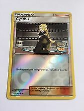 Cynthia Regional Promo - 119/156, Near Mint Pokemon