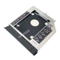 Bezel 2nd HDD SSD Hard Drive Caddy bay for Lenovo IdeaPad V110-15isk V110-15ikb