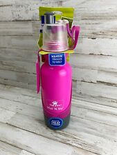 Top Paw Pet Mist N Sip Dual Hydration 33.8oz Summer Hydrate Dog Cat Travel Water
