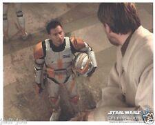 Official Pix 8x10 Photo Clone Commander Cody Obi-Wan Kenobi Celebration VI