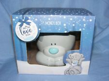 Me To You Money Box Bear Shaped Tatty Teddy Christmas AGX01005 Gift Present