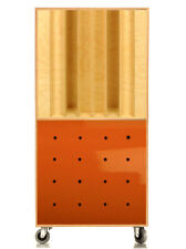 Pre studio Bass trap + QRD 1d Pannello acustico Acoustic Panel real wood