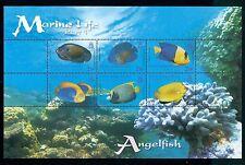 Fish British Indian Ocean Territory Stamps