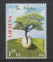 Lithuania - 2010, Easter stamp - MNH - SG 998