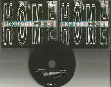 DEPECHE MODE home 4TRX 2 MIXES & 2 LIVE TRX Barrel / It's USA PRESSING CD Single
