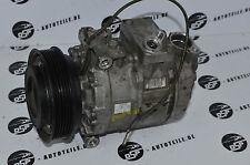PORSCHE 911 tipo 997 Compresor de aire acondicionado DENSO 447220-8266 03h01413