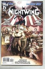 Nightwing #3-2012 nm- DC New 52 Dick Grayson Eddy Barrows