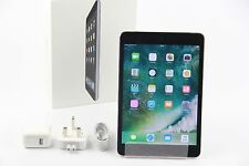 Apple iPad Mini 2 16GB Wi-fi + 4G (Desbloqueado) Excelente Estado gris grado a 770