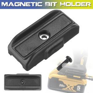 Magnetic Bit Holder Screw For Dewalt 10.8V 14.4V 18V XR Cordless Ipact Drill  P