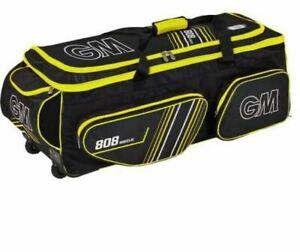 GM 808 wheelie Player Grade Cricket Kit Bag + AUS Stock + FREE Ship + $10 GIFT