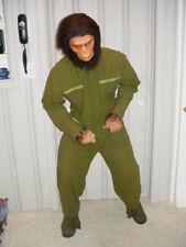 Planet of the Apes Caesar Life Size Mannequin with Screen Used Jumpsuit
