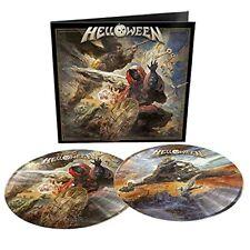 Helloween - Helloween (2 Lp Picture Disc) (UK IMPORT) VINYL NEW