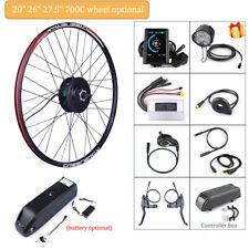 Electric Rear Wheel Conversion Kit 48V 500W Rear Hub Motor Regeneration Ebike