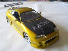 Jada Dub City Toyota Supra Import Racer 1/24 Diecast