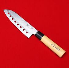 Goldsun Kitchen Knife Hole Cook Chef Blade Cutlery Houseware Sasimi Sushi RFr