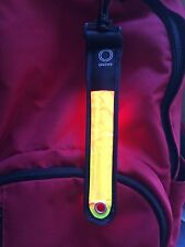 FLASHING LED REFLECTIVE STRIP BE SAFE BE SEEN KIDS SAFETY NEW
