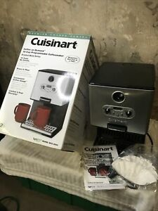 """Cuisinart 12-Cup Programmable """"On Demand"""" Coffee Maker DCC-2000 New Open Box"""