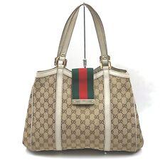 Gucci Tote Bag  Browns Canvas 1900636