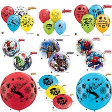 Ballons de fête ronds spider-man pour la maison