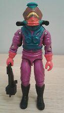 Gi Joe figura TOXO-VIPER V.1 de 1988. Sin Filecard. F1