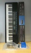 Casio CTK-2550AD, Keyboard in Black with Stand BNIB inc VAT