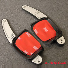 Plata Paddle cambio Extensiones Gear Up D Vw Dsg Golf 7 Mk7 Vii GT TDI se TSI p2w