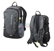 Bicycle Backpack Bag Black 25 Litre Altura
