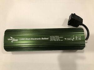 UltraGROW 1000 Watt Dimmable Electronic Ballast UG-EB1000ULTRA GROW