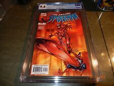Amazing Spiderman #431 1st Appearance Cosmic Carnage CGC 9.6 NM+ White Pages