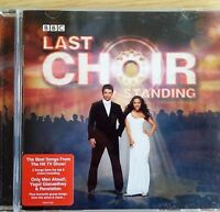 NEW - LAST CHOIR STANDING - BBC Choir Hymns Chorale Gospel Music CD Album