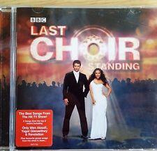NEW SEALED - LAST CHOIR STANDING - BBC Choir Hymns Chorale Gospel Music CD Album