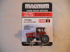 Ertl Farm Country Toy CaseIH 7110 2WD Tractor 1989 Farm Show MIP 1/64!