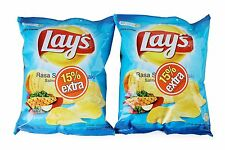 2x68gr Lays Potato Chips Crispy Snack Food Pack Special Flavor: Salmon Teriyaki