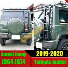 For 2019-2020 Suzuki Jimny JB64 JB74W Aluminum Rear tail door ladder climbing