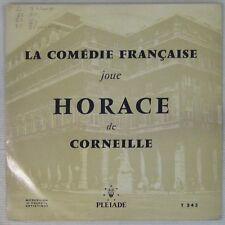 Corneille 33 tours 25 cm Horace Davy Chevrier Pleiade