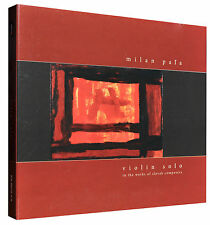 Violin Solo 2 - Milan Pala, Complete Works for violin solo by Slovak composers