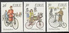 IRELAND: 1991 Early Bicycles set SG795-7  never-hinged mint
