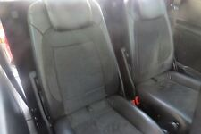 FORD MK1 S-MAX S MAX MK3 GALAXY TITANIUM HALF LEATHER 3RD ROW SEATS SEATBELT