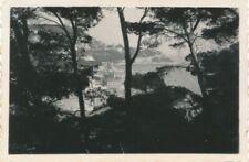 Snapshot Vue de Nice mai 1934 mer maisons