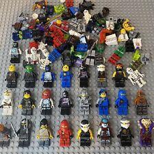 Large LEGO Ninjago Modern Minifgure Job Lot Bundle Spares Parts LOTS OF LEGS