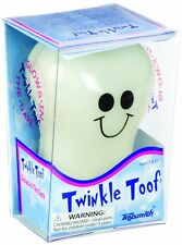 Twinkle Toof Glow In The Dark Tooth Shaped Box Glowing Tooth Pillow Fairy