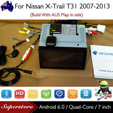 """7"""" Android 6.0 quad core Non-DVD GPS  Car Pad Navi For Nissan X-Trail T31 2 din"""