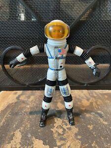 Vintage 1966 Mattel Major Matt Mason Man in Space, Space Figure w/ helmet. 🚀