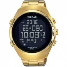 Relojes de pulsera digitales Pulsar Chrono