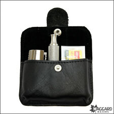 Maggard Razors Leather Travel Razor Case