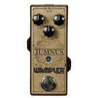 New Wampler Tumnus Overdrive Boost Guitar Effects Pedal