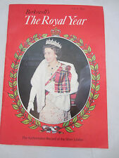 1977 Berkswells The Royal Year the silver jubilee record magazine